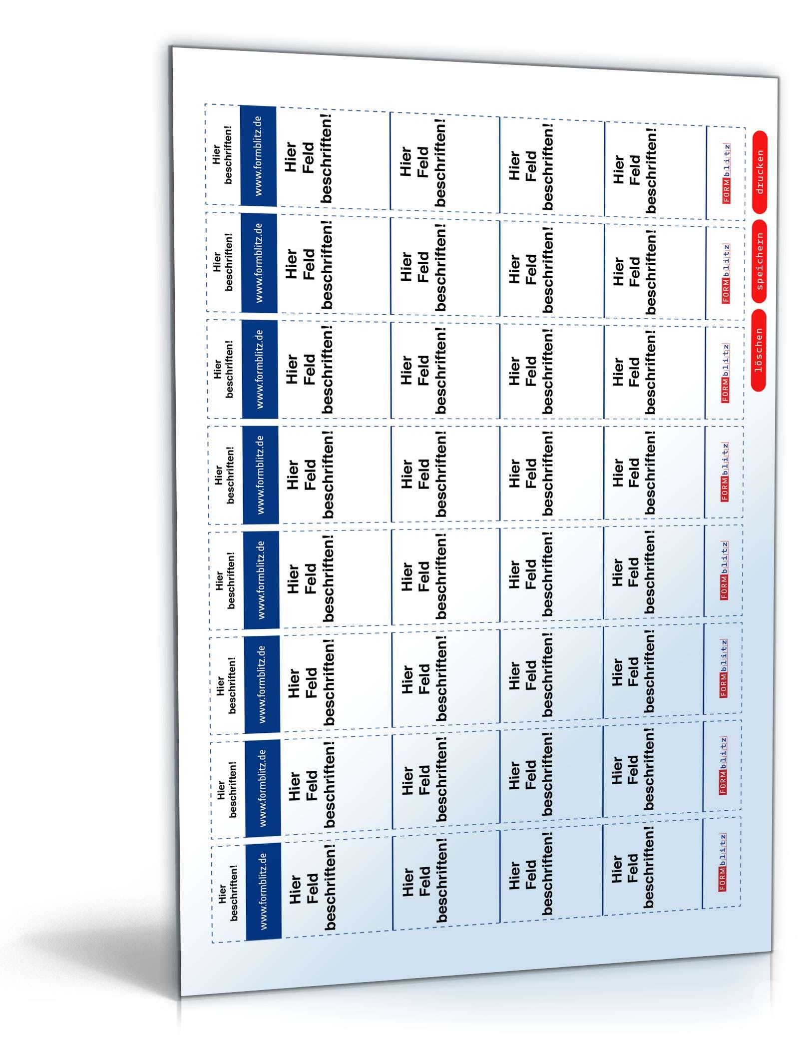 Ordner-Rücken für Leitz-Ordner (3,0 x 18,8), quer Dokument zum Download